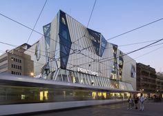 Printemps Store / Biecher Architectes