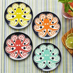 Amalfi Octopus Tasting Plates - Stonewall Kitchen