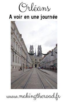 Voici mon expérience d'une journée à Orléans. Cette ville est idéale et un incontournable à visiter en France lors de vos prochaines vacances. Découvrez mes conseils sur mon blog de voyage: tourisme, restaurants, hôtel ... #orléans #france #voyage #villeenfrance Road Trip, Destinations, Ville France, Voyage Europe, Destination Voyage, Blog Voyage, Voici, Restaurants, Articles