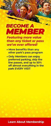 Batman The Ride Six Flags Great Adventure Six Flags Great Adventure Greatest Adventure Pass Program