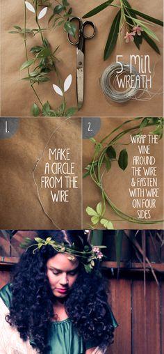 DIY-5-minute-wreath