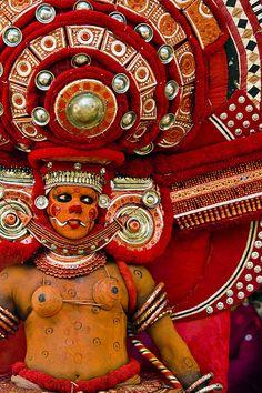 Theyyam In Kerala !