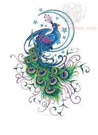 Image result for Peacock art