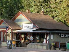 Coloradopast.com - Colorado Ghost Town Photography - Redstone, Colorado