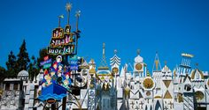 "Happy 50th Anniversary to ""it's a small world"""