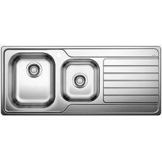 Blanco Sink Bunnings : ... ! Blanco WELS 4 Star 7.5L/min Inset Sink Pack - Bunnings Warehouse
