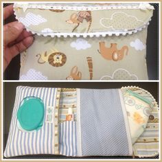 Tutorial, DIY, Passo à Passo Porta Kit Higiene do Bebê. http://www.vivartesanato.com.br/2016/07/tutorial-diy-passo-a-passo-porta-kit-higiene-do-bebe.html