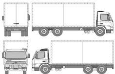 Volvo fm7 truck blueprint blueprint pinterest volvo rsultat de recherche dimages pour blueprint truck malvernweather Image collections