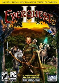 Everquest 2: Echoes of Faydwer.