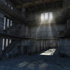 abandoned prisons | Abandoned Prison Prototype Level » Abandoned Prison Main