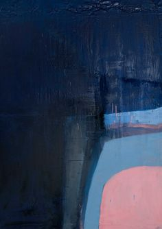 Big Blue with Pink, Andrew o'brien is amazing