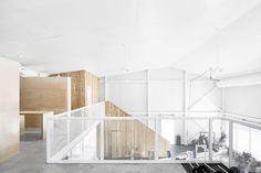 ARCHITECTURE MICROCLIMAT La Taule - Training Center