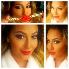Love Adrienne Bailon...I wish they would bring back Empire Girls :-(