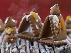 Pfefferkuchen-Bausteine aus Dinkelmehl - smarter - Kalorien: 225 Kcal | Zeit: 10140 min.
