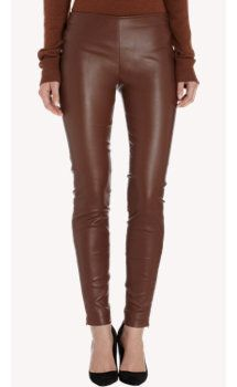 The Row Notterly Legging. So want a pair of leather leggings this year!!!!!!!! Please Santa!