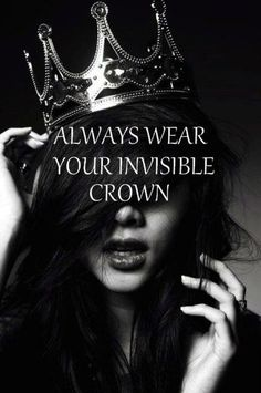 Release your inner princess, it's in us all!    Mon x.