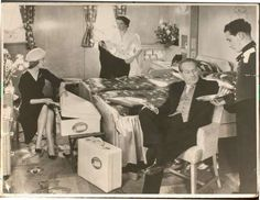 You'd even get a maid to help you unpack. - Courtesy of Cunard