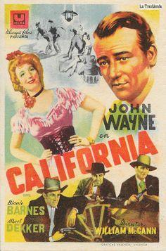 California - Programa de Cine | La Trastienda Antigua