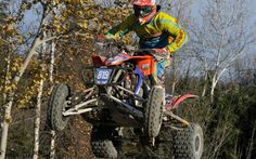 """Pro Racer Profile: Jean-Philippe """"Ti-Bill"""" Leblanc - Photo Gallery - ATV Trail Rider"""