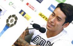 Araujo estrena premio al mejor jugador de la Liga Adelante del mes de septiembre