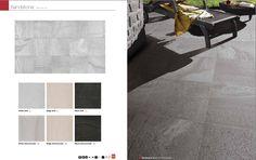 Sandstone 60 x 60 cm Porcelánico esmaltado rectificado, piso y muro Spain Desing