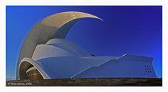 Auditorio de Tenerife - Santiago Calatrava