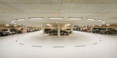 "NL Architects unveils Forum Groningen as a ""cultural department store"" City Block, Zaha Hadid Architects, Ground Floor Plan, Cultural Center, Dezeen, Auditorium, Atrium, Department Store, Things That Bounce"