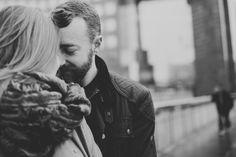 Natural Wedding Photographer London - Couple Shoot