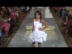 KIDS Fashion Democracy Fashionestas Rule 2013 All White Evening Wear Look - YouTube