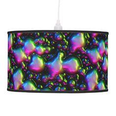 Abstract Art 55 Lamp