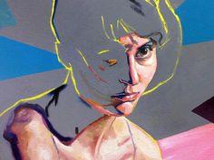 Progress for a recent painting of mine. Figure Painting, Painting & Drawing, Illustrations, Illustration Art, A Level Art, Identity Art, Human Art, Art Inspo, Modern Art