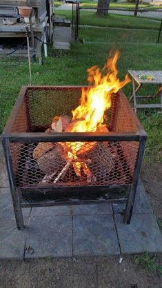 Go to these guys reconciled diy welding projects ideas Metal Fire Pit, Diy Fire Pit, Fire Pit Backyard, Fire Pits, Metal Projects, Welding Projects, Welding Ideas, Diy Projects, Fire Pit Essentials