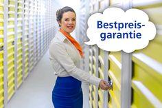 """Sie wollen Lagerraum in Dortmund mieten und haben ein günstigeres Angebot als von uns? LAGERBOX in Dortmund hält den Preis und gibt Ihnen """"on top"""" unseren Transporter bei Einzug GRATIS hinzu!! www.lagerbox.com"""