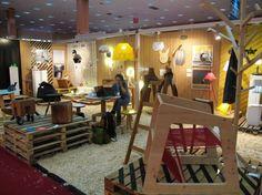 adelaparvu.com despre Dizainar la BIFE SIM 2013 (1) Event Organization, Sim, Events, Play, Interior, Furniture, Design, Home Decor, Decoration Home