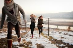 Image about girl in Friendship by Antipina on We Heart It Club Monaco, Jack Frost, Life Is Beautiful, The Great Outdoors, Winter Wonderland, Make Me Smile, Character Inspiration, Best Friends, Mandala