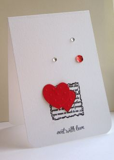 CAS, hearts, Valentines