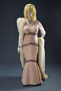 Mae West, Personal Wardrobe, Circa 1960's, Unknown Designer, The Collection of Motion Picture Costume Design: Larry McQueen