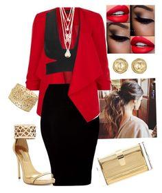 Designer Clothes, Shoes & Bags for Women Blonde Fashion, Tilt, Blondes, American Apparel, Charlotte Russe, Fashion Looks, Shoe Bag, Polyvore, Stuff To Buy