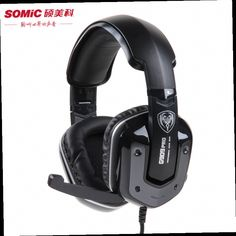 47.60$  Buy here - http://alif0i.worldwells.pw/go.php?t=32695423961 - Somic G909 Pro 7.1 Gaming Headphones Noise Canceling FPS Game Headset with Vibration Function With Rotatable MIC for computer 47.60$