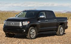 Looking for a new truck? Make sure you drive home in one that meets all of your preferences! Check out the 2014 Toyota Tundra near Leesburg and see how it compares with the Ford F150! http://blog.toyotaofclermont.com/2014/toyota-tundra-platinum-takes-ford-f150-platinum/