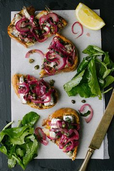 Fancy Tinned Sardines on Toast Simple Provisions blog