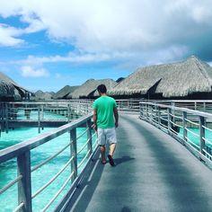 #vacation #holiday #InterContinental #BoraBora #Thalasso @icfr_polynesia #FrenchPolynesia #hotel #resort #overwaterbungalow #travel #reviewsbycouple