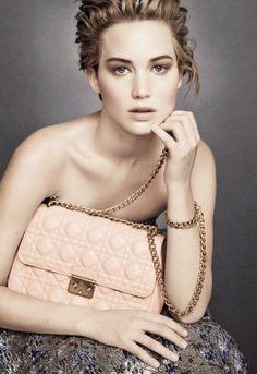 Fashionista Smile: Dior: Jennifer Lawrence è il nuovo volto Miss Dior