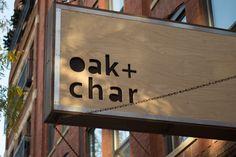 Oak + Char | Modern Midwestern Dining