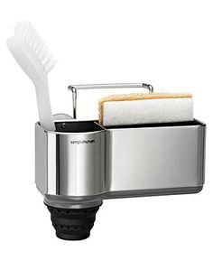 simplehuman Sink Caddy - Sink Accessories - for the home - Macy's