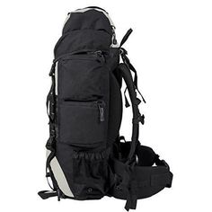 Outdoors Camping Backpack Hunting Sports 4000 Internal Frame Gear Bag Rain Cover #TetonSports