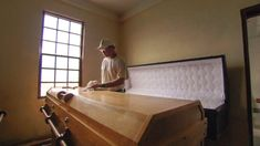 Making Billy Graham's Casket - Wow. What a humble man he was.