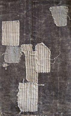 boro stitching japanese mending