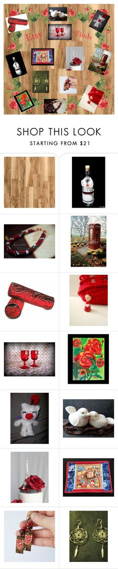 """Etsy Finds"" by cozeequilts ❤ liked on Polyvore featuring Home Decorators Collection"