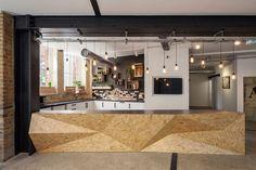 Interieur inspiratie OSB - Wonen Voor Mannen - WVM - osb, ozb platen, diy, doe het zelf, interieur, design, OSB keukenblok, aanrechtblad OSB, zelf aanrechtblad maken, oriented strand boards, interior design, design meubels